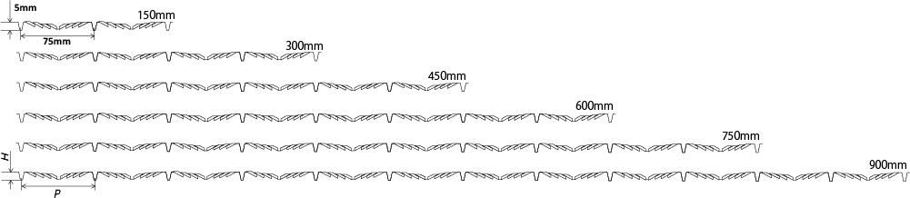 ヤマコンリブ断面図
